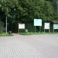 """Wanderparkplatz """"Sportplatz am Haus Hudenbeck"""""""