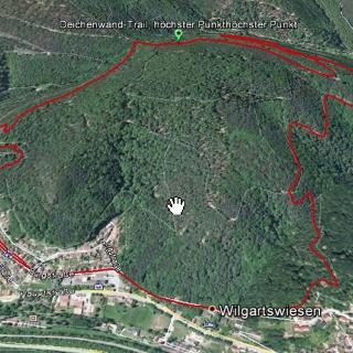 Deichenwand-Trail