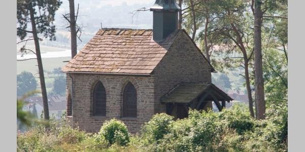Kreuzkapelle von 1858