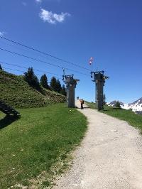 Ein gut ausgebauter Weg für die ganze Familie © Tourismusverband Tannheimer Tal