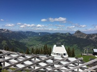 Die Bergstation © Tourismusverband Tannheimer Tal