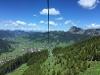 Angenehmer Aufstieg mit der Gondel  - @ Autor: Florian Müller  - © Quelle: Tourismusverband Tannheimer Tal