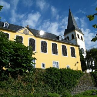Der Südtrakt des Herresdorfschsen Hauses, auch