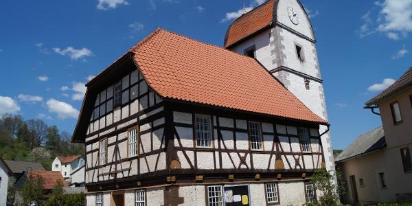 Kirche in Wallbach