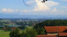 Zum Aussichtspunkt Buschel - Kißleggs besten Balkonblick