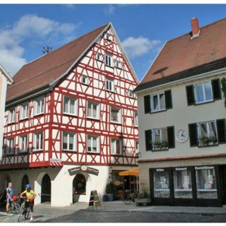 Unser Haus in der Altstadt.