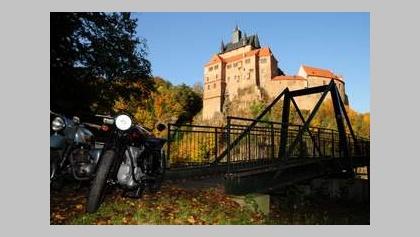 Burg Kriebstein.