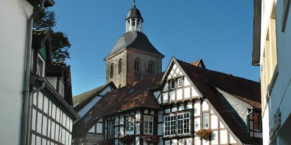 Tecklenburg - Deutschlands nördlichstes Bergstädtchen