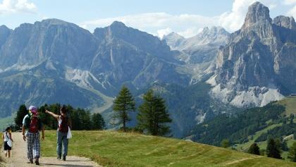 Wandern in Alta Badia