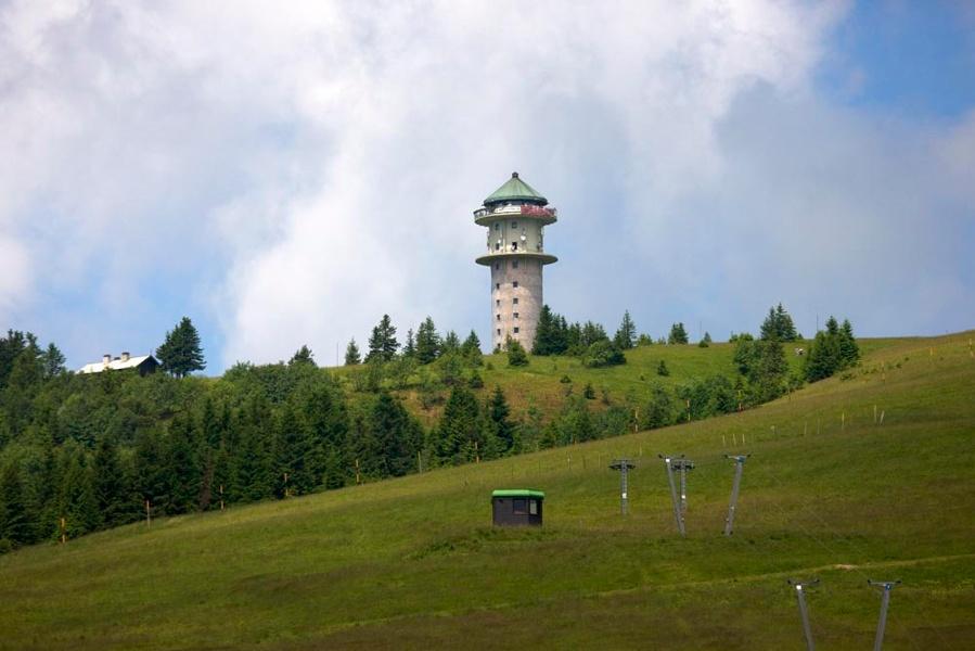 Barrierefreier Feldberg - Gipfelrundweg