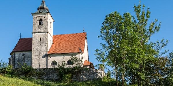 Filialkirche St. Florian ob Mannsberg