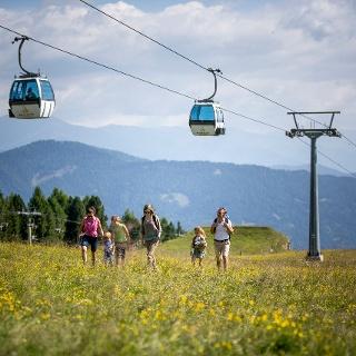 Familienwanderung am Kreischberg