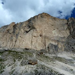 Rotwand, Westwand
