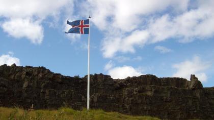 In Þingvellir wurde 1944 die isländische Unabhängigkeit erklärt