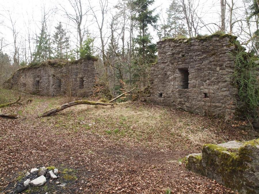 Burgruine Irslingen