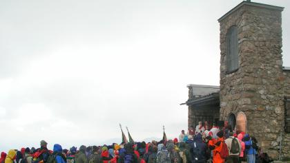 Heilige Messe im Raxkircherl