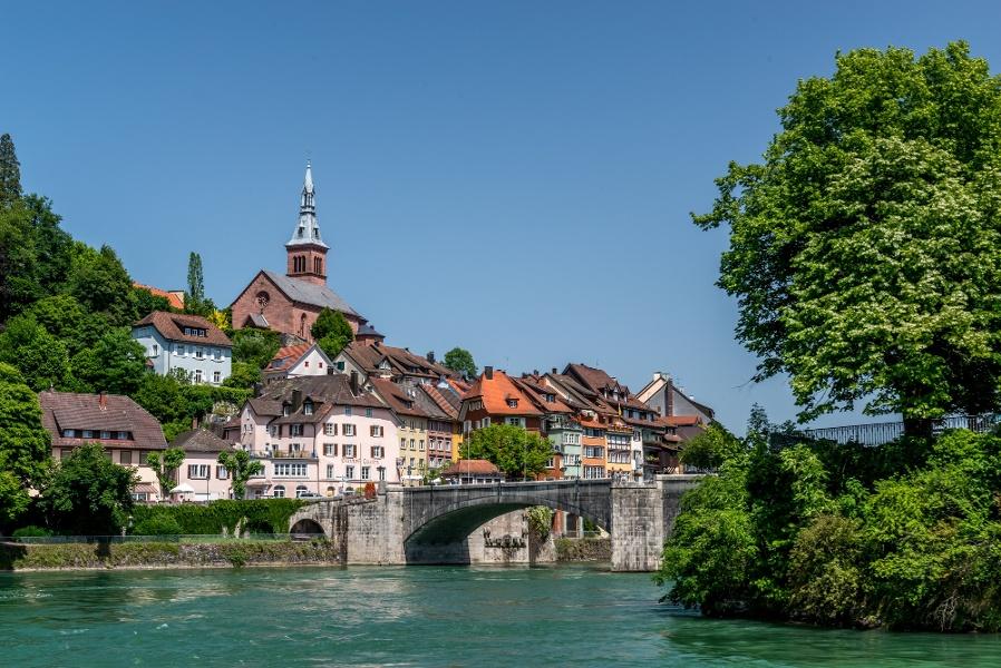 RouteWT 2 - Rhein-Murg-Tour