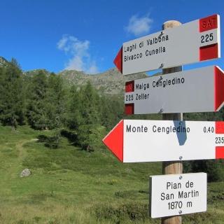 Monte Cengledino.