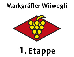 Markgräfler Wiiwegli - 1. Etappe