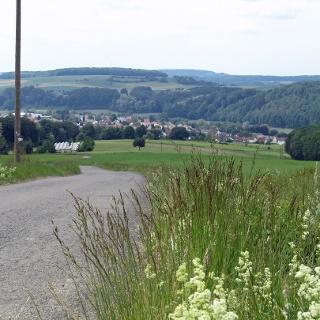 Weg Rimschweiler