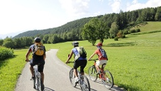 Fahrradroute Pustertal: Etappe Bruneck - Franzensfeste