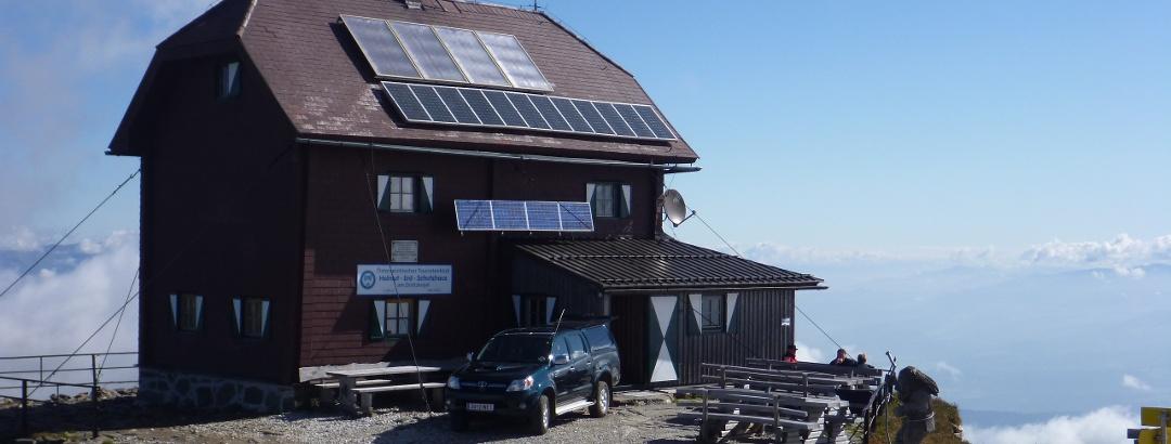 Zirbitzkogel-Schutzhaus