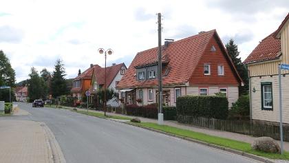 Ortsansicht Schierke