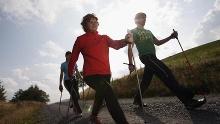 Höchenschwand: Nordic walking trail Dreherhäusleweiher