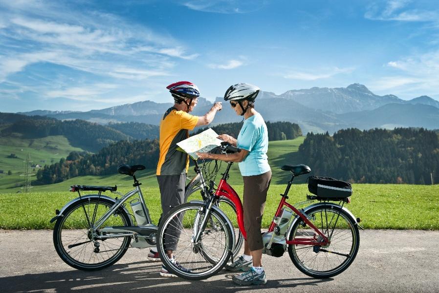 Höchenschwand: E-Bike Tour: Höchenschwander Runde
