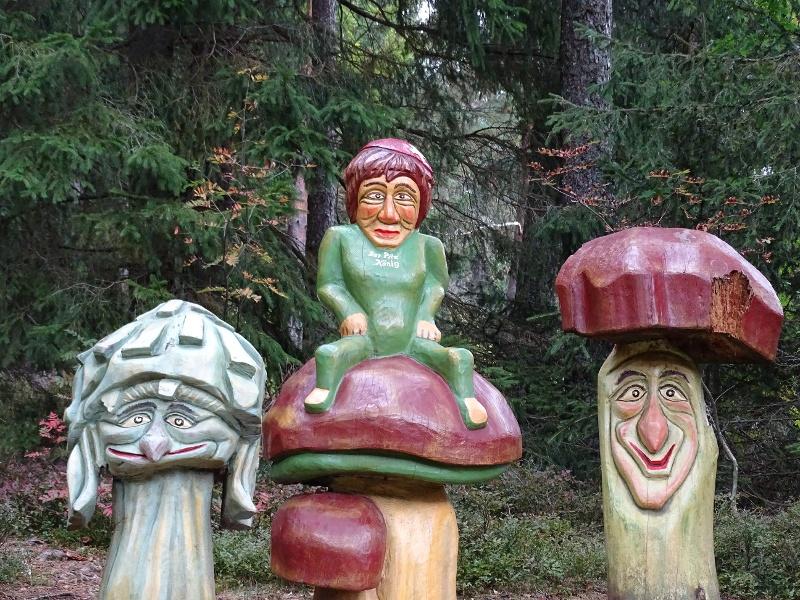 Schlühüwanapark -Naturerlebnispfad