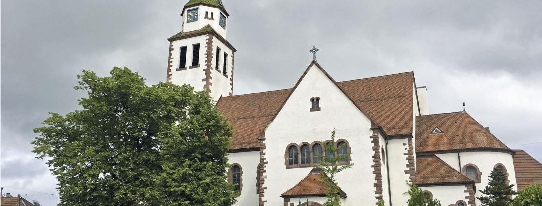 Ev. Kirche Pfalzgrafenweiler