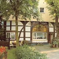 Außenansicht Haus Haase Bad Meinberg