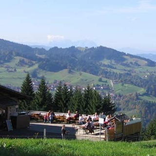 Bergstation Hündle