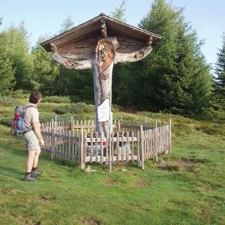 Saualpe-Wetterkreuz