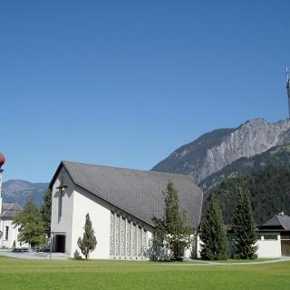 Alte- und Neue Kirche Vandans