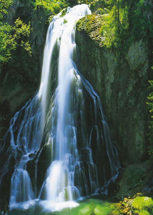 Gollinger_Wasserfall