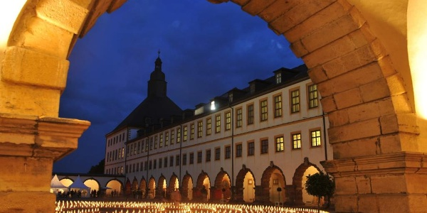 Lichterfest - Schloss Friedenstein
