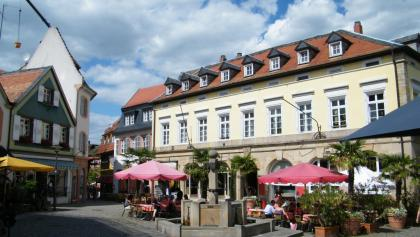 Römerplatz in Bad Dürkheim