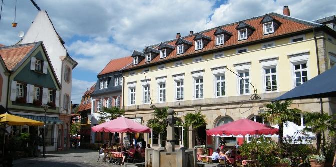 Pfälzer Weinsteig Stage 3: Bad Dürkheim - Deidesheim • Long Distance ...