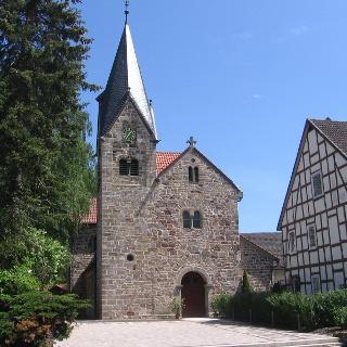 Marienbasilika in Wilhelmshausen