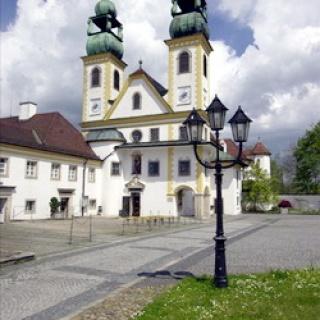 Wallfahrtskloster Maria Hilf