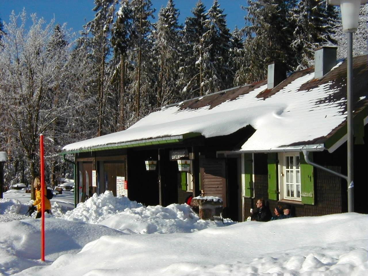 Loipenhaus