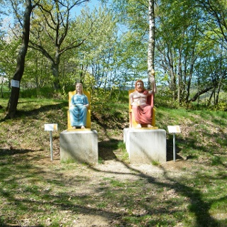 Jupiter und Juno laden ein zur Entdeckertour entlang der Götterallee