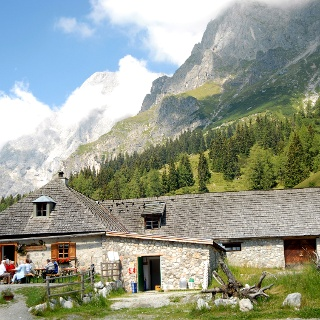 Sennerei Schweizerhütte