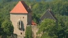 MTB-Park Werratal Route 16: Um den Solztrottenwald