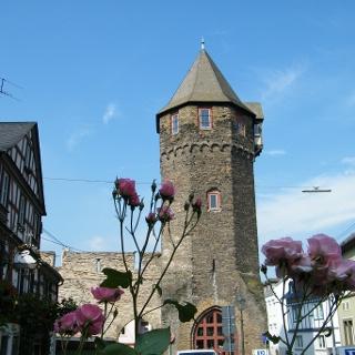 Das Obertor ist das östlichste Tor der Stadtbefestigung.