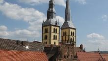 Lemgo - Auf dem Wall um die alte Hansestadt