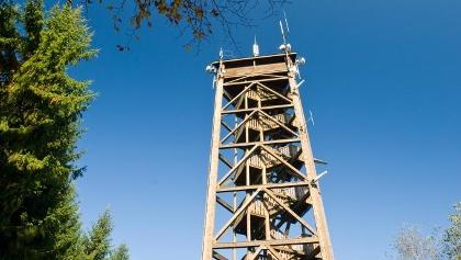 Raiffeisenturm auf dem Beulskopf