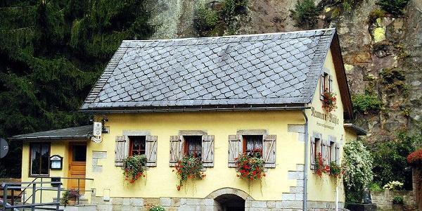 Das Gasthaus Neumannmühle