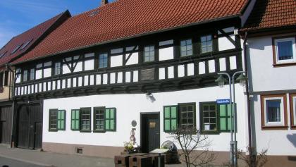 Bach-Stammhaus - Wechmar